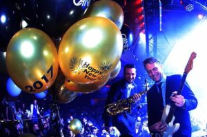 Partyband NRW Silvester